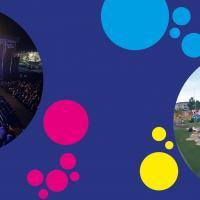 Cartel Festival de la Porta Ferrada 2022