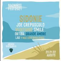 Cartel Nachiños Fest 2021