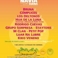Cartel Navia Suena 2021