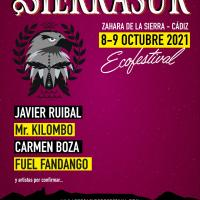 Cartel Sierrasur Ecofestival 2021