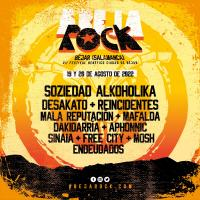 Cartel AbejaRock 2022