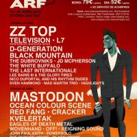 Cartel - Azkena Rock 2015