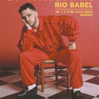 Cartel Festival Río Babel 2022