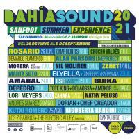 Cartel Bahía Sound 2021