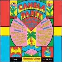 Cartel CanelaParty 2020
