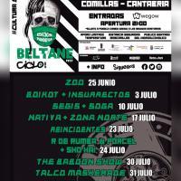 Cartel Ciclo Beltane Fest 2021