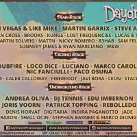 Cartel Daydream Festival Barcelona 2018