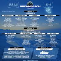 Cartel Dreambeach Villaricos 2016