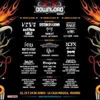 Cartel Download Festival Madrid 2017