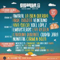 Cartel Gigante Festival 2021
