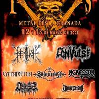 Cartel Iberian Southern Warriors Metal Fest 2021