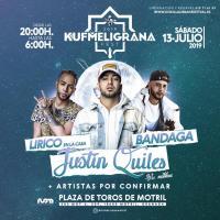 Cartel KUF Meligrana Fest 2019