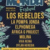 Cartel La Monda Festival 2018