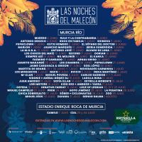Cartel Las Noches del Malecón 2021