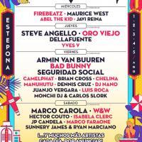 Cartel Los Alamos Beach Festival 2018