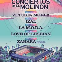 Los conciertos del Molinón