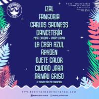 Cartel Mediterránea Festival 2022
