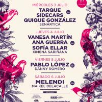 Cartel Música en Grande 2019