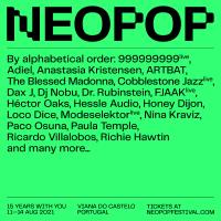 Cartel NEOPOP Electronic Music Festival 2022
