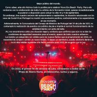 Cartel Nova Era Beach Party 2021