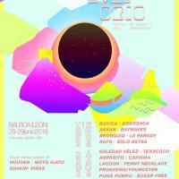 Cartel Observatorio Festival 2019