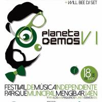 Cartel Planetademos 2015