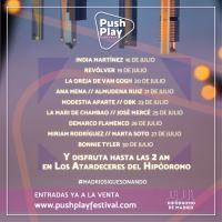 Cartel Push Play Festival 2021