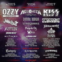 Cartel Rock Fest BCN 2018