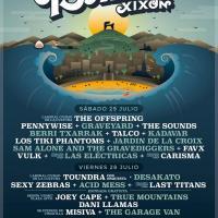 Cartel Tsunami Xixón Festival 2017