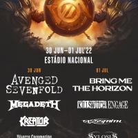 Cartel VOA Heavy Rock Festival 2022