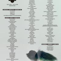Primavera Sound 2012 - Cartel