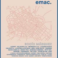Cartel Emac. 2020