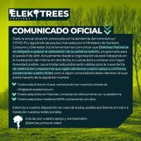 Comunicado Elektrees 2020