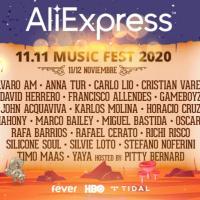 AliExpress presenta el 11.11 Music Fest, un festival online de música electrónica
