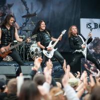Beast In Black, nueva incorporación al cartel del Z! Live Rock Fest 2021