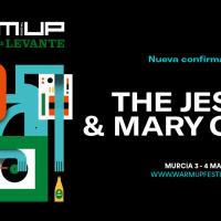 The Jesus and Mary Chain, nueva confirmación del WARM UP 2019