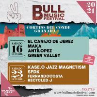 Primer avance del Bull Music Festival 2021, que regresa en octubre