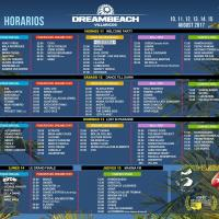Dreambeach Villaricos anuncia los horarios de su 5º aniversario