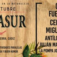 El festival Sierra Sur cierra cartel