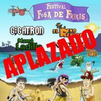 Cartel Festival Fosa de Frikis 2020