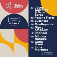 Cartel Icónica Fest 2021