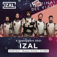 Cartel Gasteiz Musikfest 2021