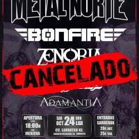 Cartel Metal Norte Festival 2020