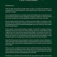 Cartel Parallel Festival 2020