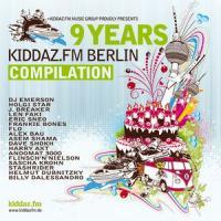 9 years kiddaz.fm berlin compilation