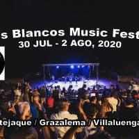 Cartel Pueblos Blancos Festival 2020