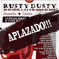 Rusty aplazado