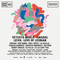 Cartel Sansan Festival 2021