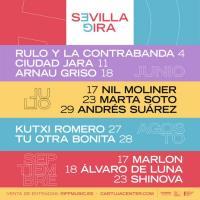 Cartel Sevilla Gira 2021