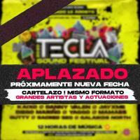 Cartel Tecla Sound Festival 2020